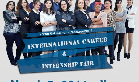 International Career and Internship Fair 2016 by VUM