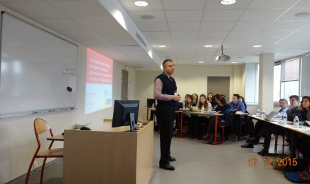 Professor at VUM took part in the conference on Revenue Management in Paris