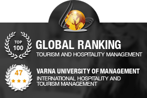 VUM's Master Degree in International Hospitality and Tourism ManagementRanked among the Global Top 100 Best Master Programs in the World