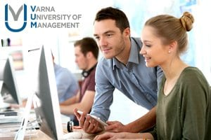 Societe Generale Expressbank donated professional network equipment to Varna University of Managament