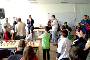 "Varna University of Management hosted the national individual chess cup ""Zlatna Dobrudzha"""