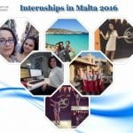 Internships in Malta 2016