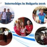 Internships in Bulgaria 2016