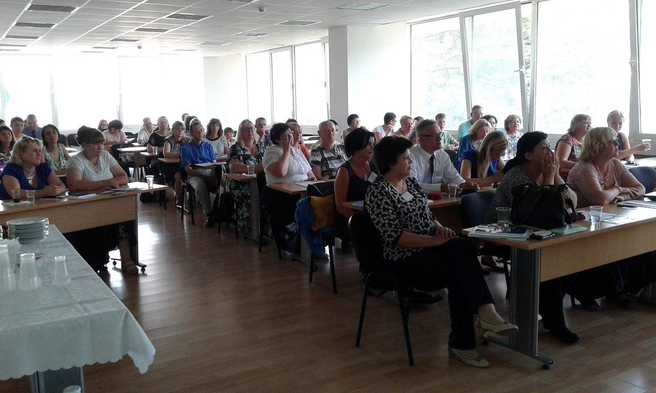 training, научна конференция, обучение