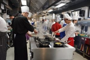 Culinary studies institute
