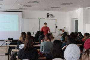 Varna University of Management (VUM) welcomes new students from almost 20 countries