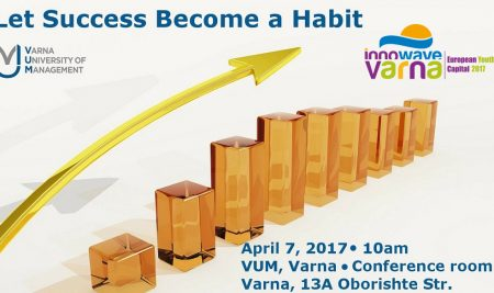Let Success Become a Habit, April 7th, 2017