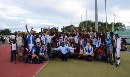 Български младежки работници се връщат от международна академия в Ботсвана