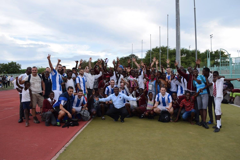 Academy in Botswana