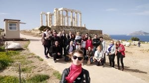 Field trip to Greece, student impressions