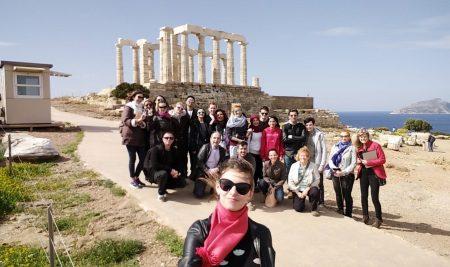 Field trip to Greece, student impressions