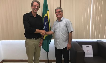 Varna University of Management On A Visit To Brazil