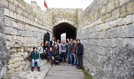 Учебно пътуване за студенти от ВУМ