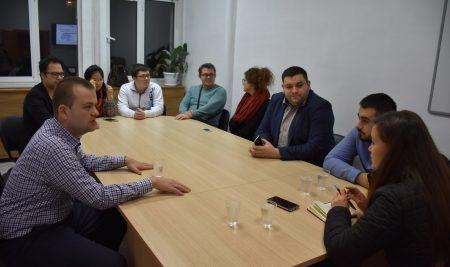 """Кръгла маса на тема """"България като образователна дестинация"""""""
