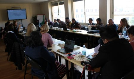 VUM trained university lecturers from Asia and Europe in entrepreneurship and strategic management
