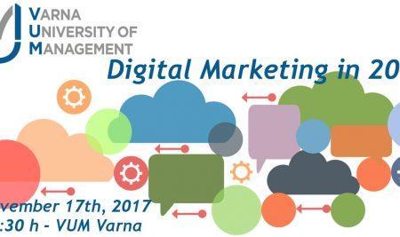 Презентация на тема Дигиталният маркетинг през 2030