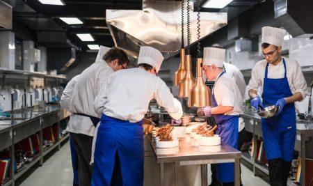 Вашата кариера по кулинарни изкуства започва от тук – Играта е от нас, желанието е от Вас