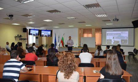 ВУМ посрещна настоящи и бъдещи специалисти в областта на Туризма
