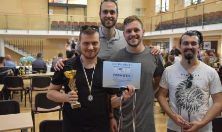 Студентите на ВУМ с купа, сребърни и бронзови медали от Варненска универсиада 2018
