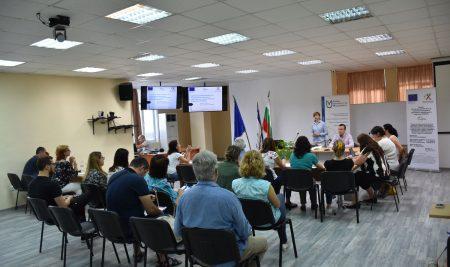 """Първата пресконференция по проект """"Център за компетентност за интелигенти решения в креативните и рекреативните индустрии (ИНКРЕА)"""""""