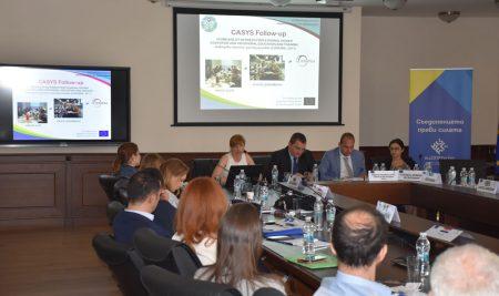ВУМ представи един от успешните си проекти пред представители на образователните министерства от страните в ЕС