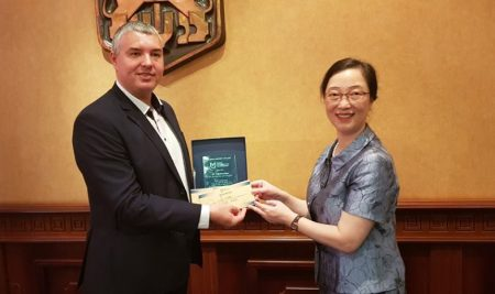 Students from Ningbo will have the opportunity to study with a scholarship for British programmes in Bulgaria