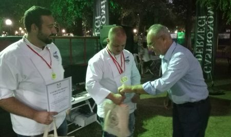 Bulgarian chefs took the gold at an international Culinary Arts competition in Turkey