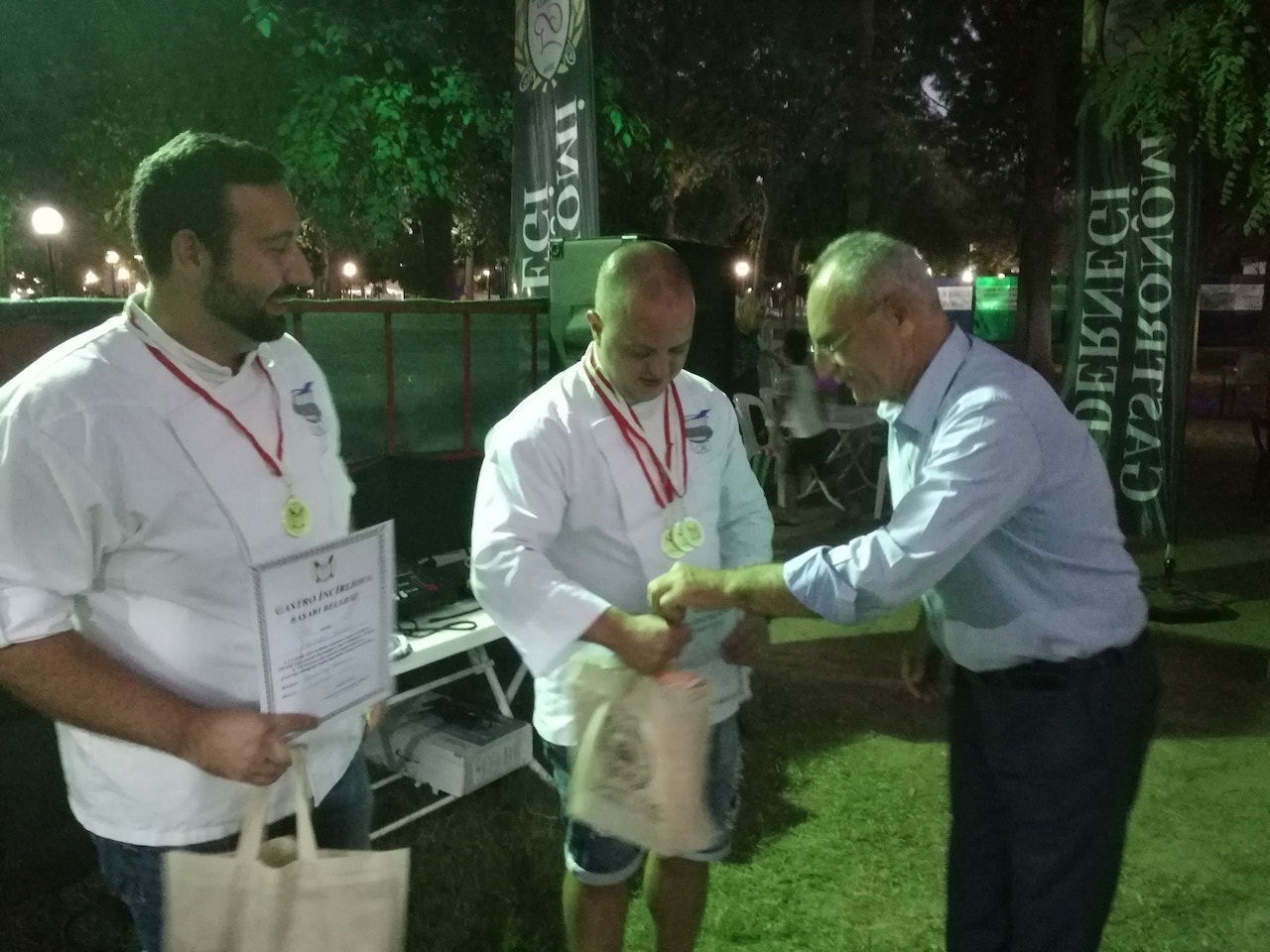 Bulgarian Chefs Took The Gold At An International Culinary Arts