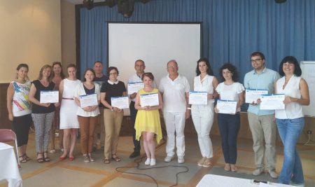 ERASMUS+staff training week at VUM