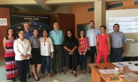 Eurasian Doctoral Summer Academy 2018