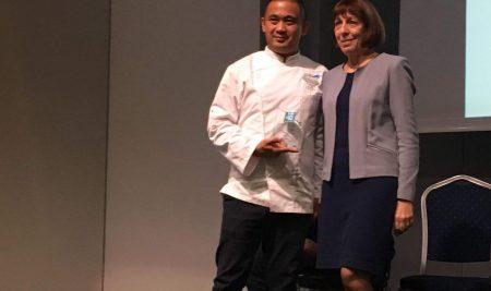 Институтът по кулинарни изкуства към ВУМ спечели награда за интелигентен туризъм