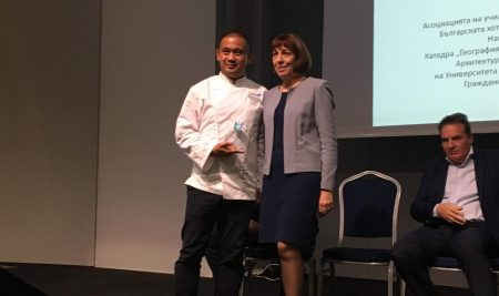 The Culinary Arts Institute at VUM Won An Award For Smart Tourism