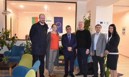 ВУМ подписа Меморандум за разбирателство с елитен руски университет