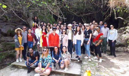 Студенти от 4 университета работиха съвместно за развитието на южен регион в Кипър като туристическа дестинация