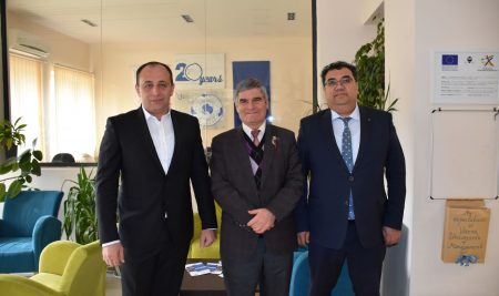 Tashkent State University of Economics and Uzbekistan Ministry of Education representatives visit to Varna University of Management