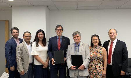 ВУМ подписа Меморандум за разбирателство с най-големия частен университет в Мексико