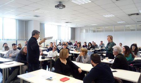 Обучение по предприемачески умения в Гърция организирано от ВУМ