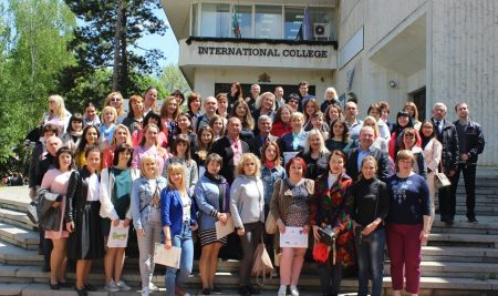 ВУМ проведе обучение на висши академични кадри от водещи украински университети