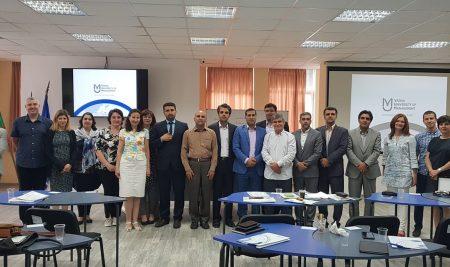 Съвместен семинар с Университета в Техеран се провежда във ВУМ
