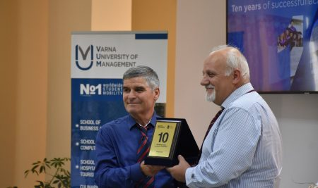10 Years British Standards of Education at Varna University of Management