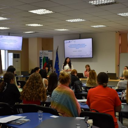 Experience exchange and employment fair for sustainable hospitality at VUM