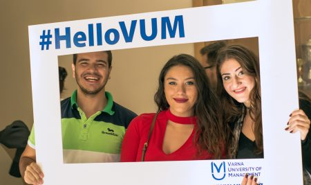 10 years of British education in Bulgaria, 10 scholarships for talented new students at VUM