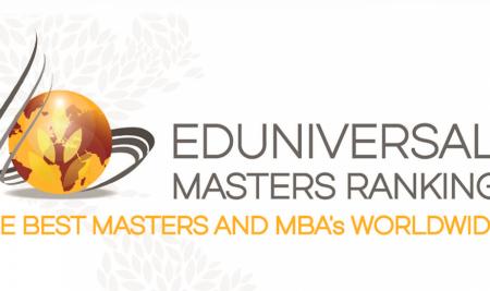 Магистърските програми на ВУМ на водещи позиции в международна класация