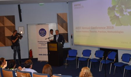 The 69th AIEST Annual Conference was Officially Opened