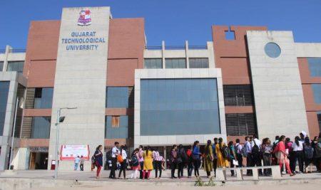 Възможности за провеждане на зимно училище в Технологичния университет в Гуджарат, Индия