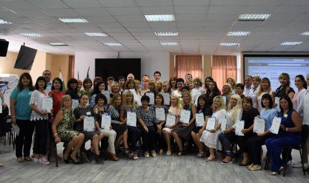 За пореден път ВУМ обучава висши академични и административни кадри от Украйна