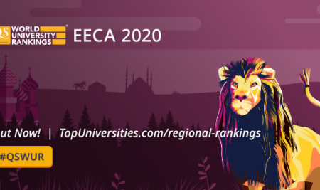 New high recognition: VUM among the best universities in EECA Region