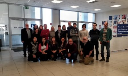 The 4th Steering and Evaluation Committee and Expert Workshop under the CULINART project was held in Reggio Emilia, Italy