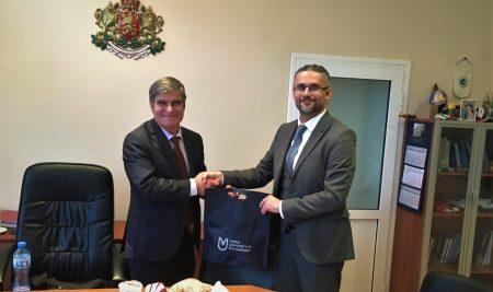 ВУМ разширява обхвата на международните си партньорства