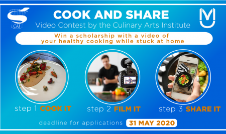 Participate in the Cook and Share Video Contest